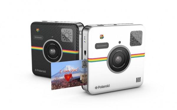 обзор камеры Polaroid Socialmatic