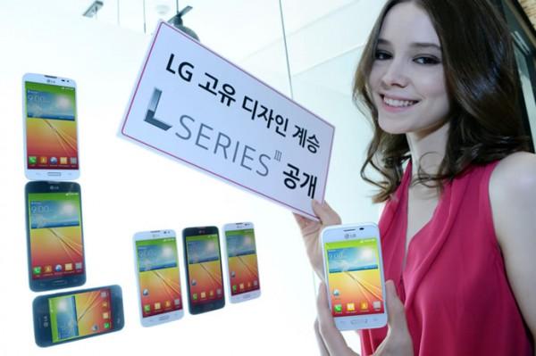 смартфоны LG L SeriesIII