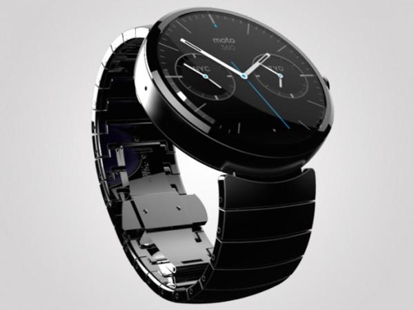Moto 360 smartwatch от Motorola