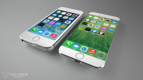 iPhone 6 слухи