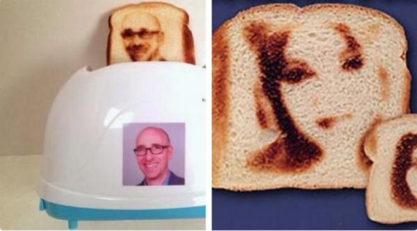 тостер Selfie Toaster