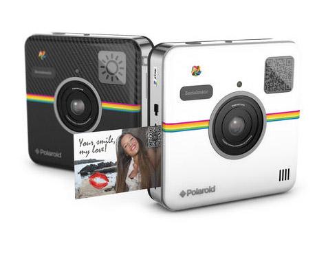 Камера Socialmatic от Polaroid