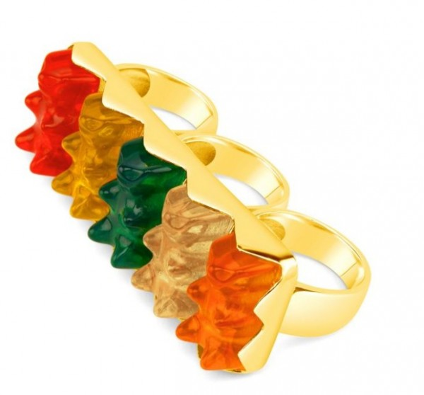 украшения Gummi Bear Jewelry