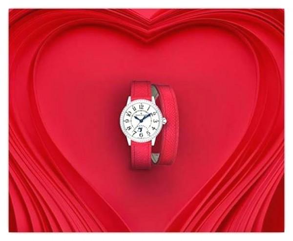 часы Jaeger-Le Coultre День Валентина
