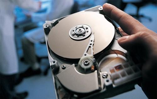 восстановить данные с жесткого диска